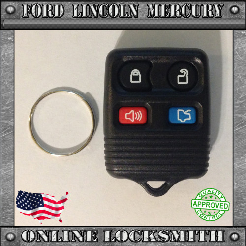ford 4 buttons remote