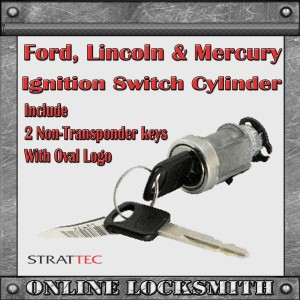 ford ignition