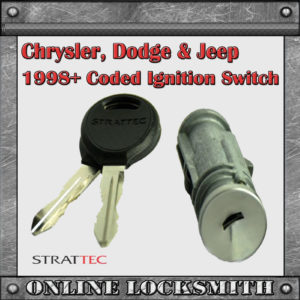 chrysler ignition coded
