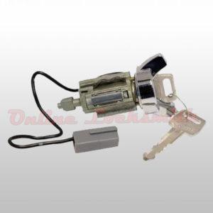 NEW Dodge Chrysler Jeep Ignition Key Switch Lock Cylinder Brand New 702418