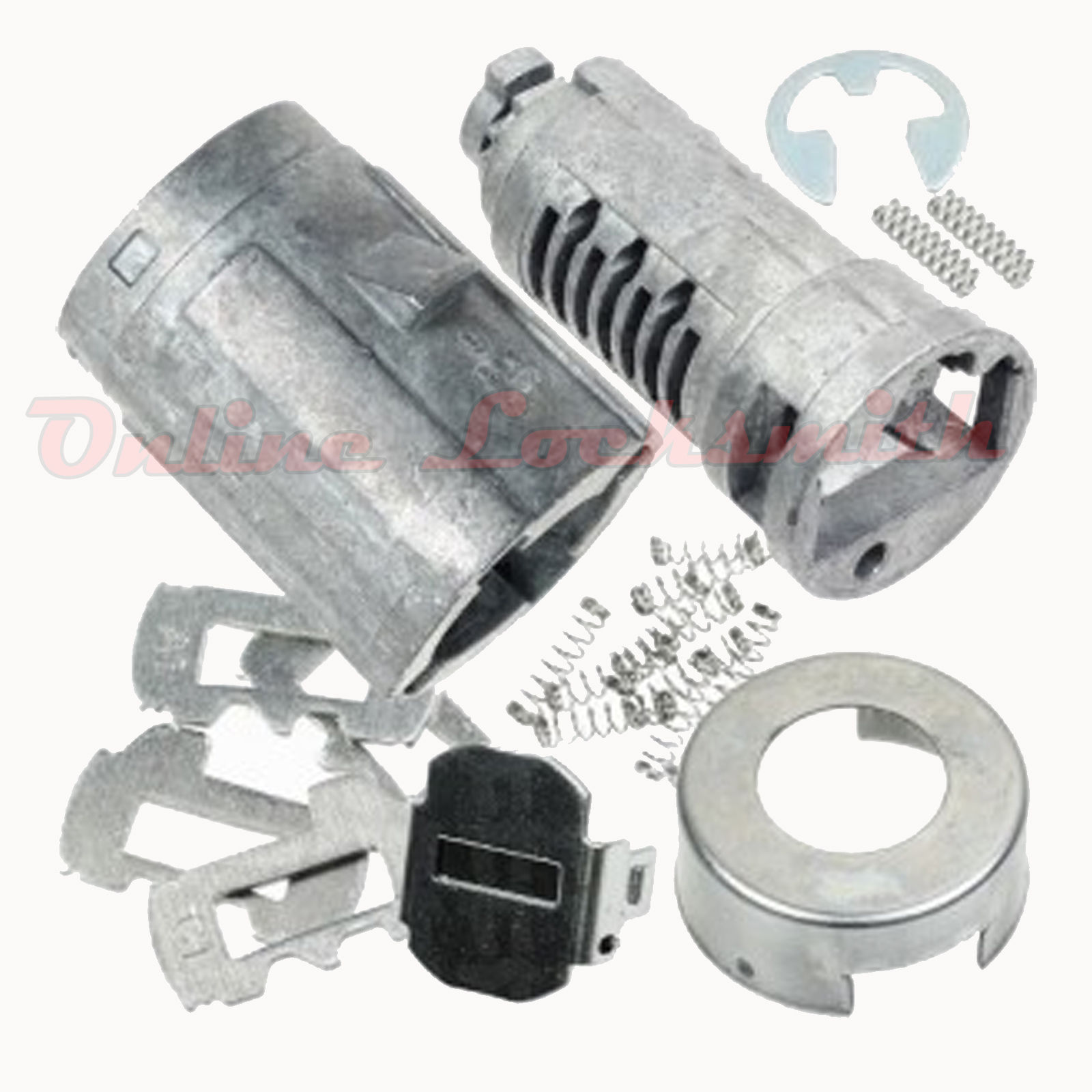 709273 Oem Door Lock Cylinder Replacement Kit Cadillac