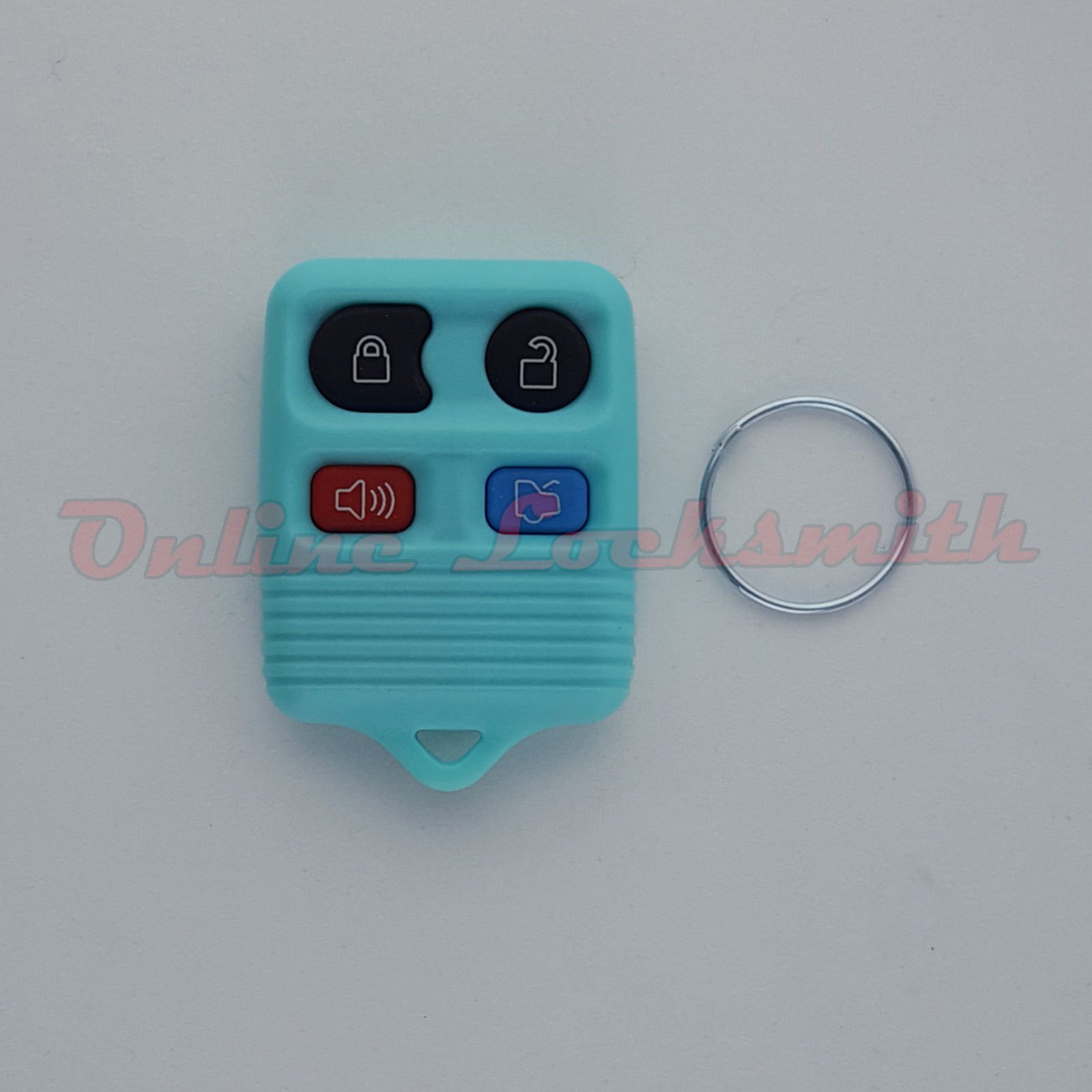 NEW Keyless Entry Key Fob Remote For a 2006 Ford Mustang 4Button DIY Programming