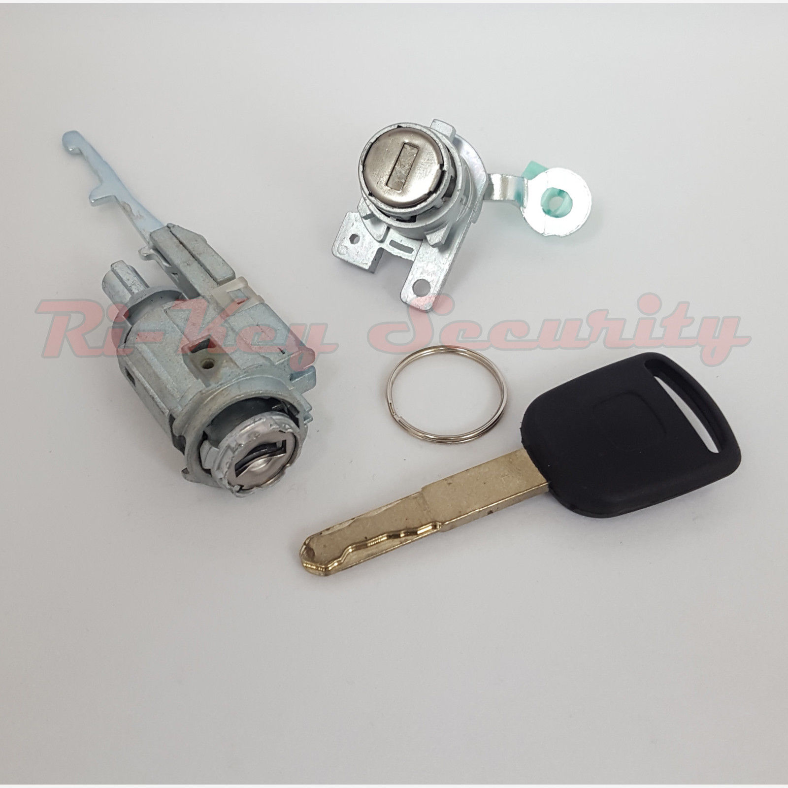Ignition Switch Cylinder, Door Lock And Matching